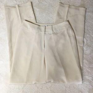Bloomingdale's Silk Trousers